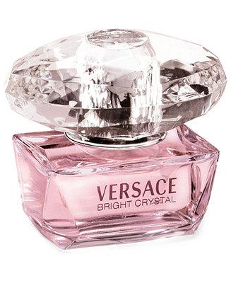 Versace Bright Crystal Eau de Toilette, 1.7 oz - Versace ...