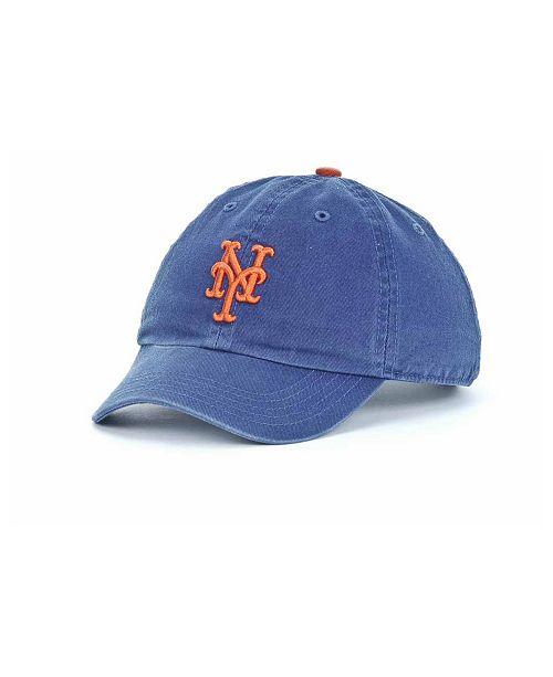 innovative design 9f07e 04cbe ... Cap   47 Brand Kids  New York Mets Clean Up ...