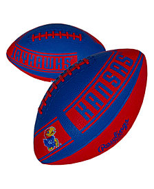 Jarden Kids' Kansas Jayhawks Hail Mary Football