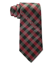 Eagles Wings South Carolina Gamecocks Checked Tie