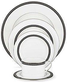 kate spade new york Union Street 5 Piece Place Setting