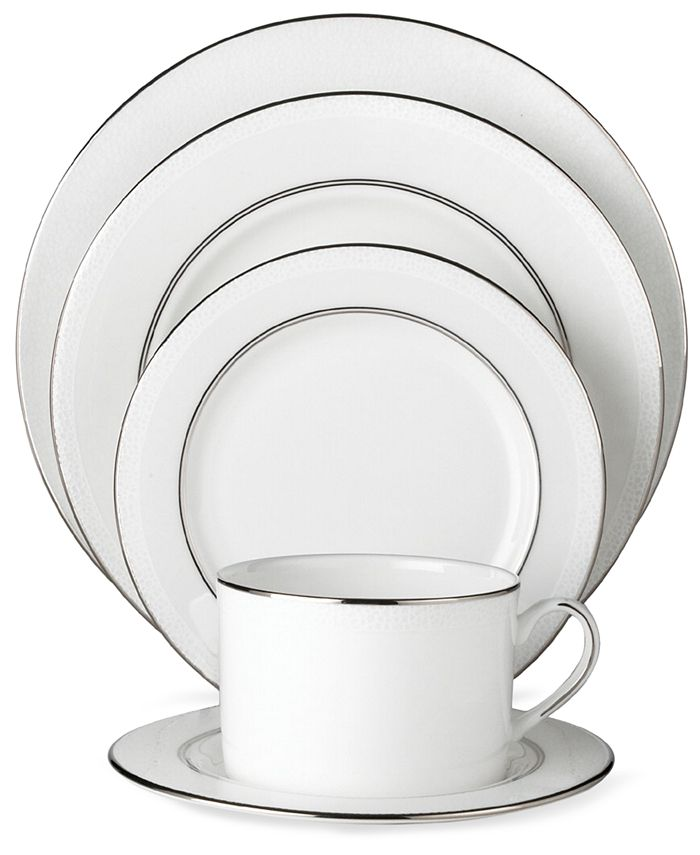 """kate spade new york - """"Cypress Point"""" 5 Piece Place Setting"""
