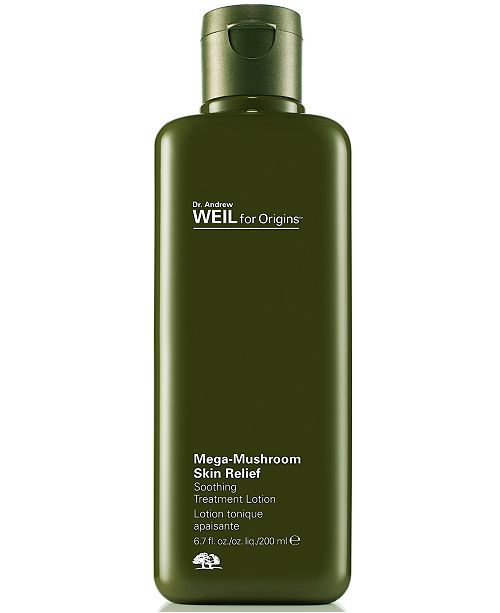 Origins Dr. Andrew Weil for Origins Mega Mushroom Skin Relief Soothing Treatment Lotion 6.7 fl. oz.