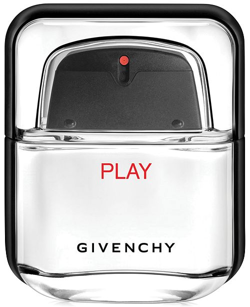 Givenchy Play for Him Collection