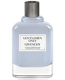 Givenchy Gentlemen Only Men's After Shave, 3.3 oz