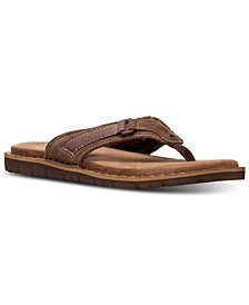 Skechers Men's Relaxed Fit: USA Golson - Stage Comfort Sandals