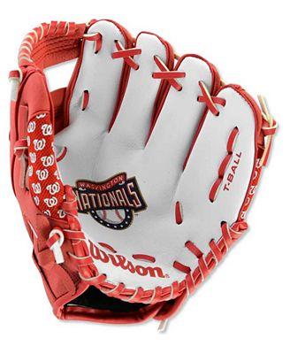 Wilson Sport Washington Nationals Tee Ball Glove