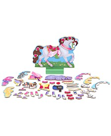 Kids' My Horse Clover Magnetic Dress-Up Toy