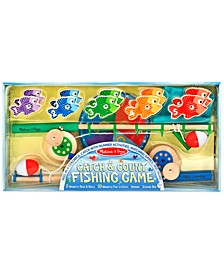 Kids' Catch & Count Fishing Game