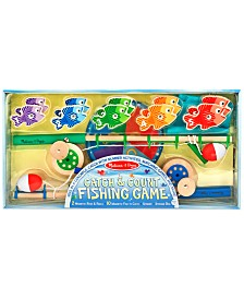 Melissa and Doug Kids' Catch & Count Fishing Game