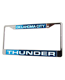 Rico Industries Oklahoma City Thunder License Plate Frame