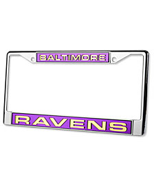 Rico Industries Baltimore Ravens License Plate Frame