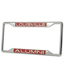 Stockdale Louisville Cardinals License Plate Frame