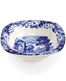 Blue Italian Dip Bowl