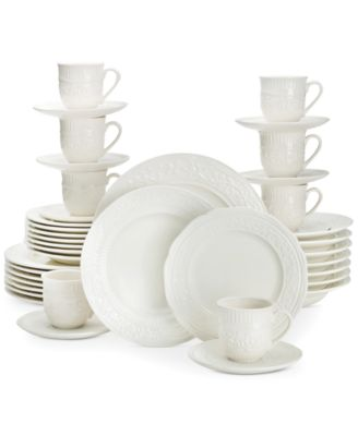 American Countryside 40-Pc. Dinnerware Set, Service for 8
