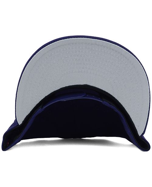 sports shoes d8155 83edb ... hot new era milwaukee brewers mlb 2 tone link 9fifty snapback cap 64fe7  b6372