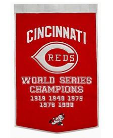 Winning Streak Cincinnati Reds Dynasty Banner