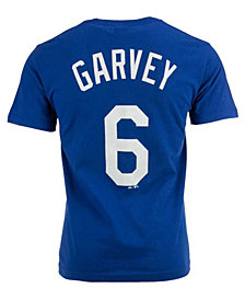 Majestic Men's Steve Garvey Los Angeles Dodgers Cooperstown Player T-Shirt