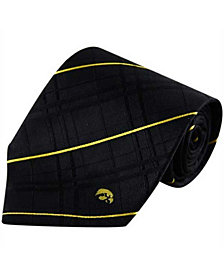 Eagles Wings Iowa Hawkeyes Oxford Silk Tie