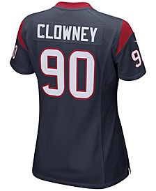 Women's Jadeveon Clowney Houston Texans Game Jersey