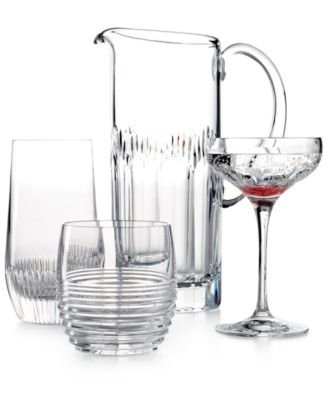 Stemware, Mixology Clear Coupes, Set of 4