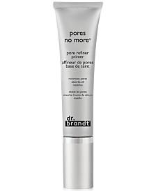 dr. brandt pores no more pore refiner primer, 1 oz