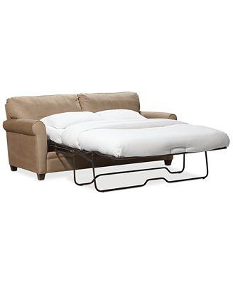 Furniture Kaleigh 84 Fabric Queen Sleeper Sofa Bed Furniture Macy S