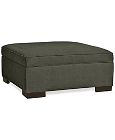 Radley Fabric Storage Ottoman, Created for Macy's
