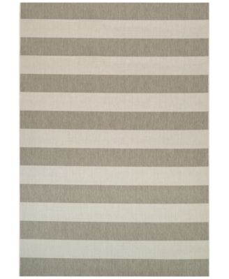 "Indoor/Outdoor Afuera Yacht Club 2'2"" x 11'9"" Area Rug"