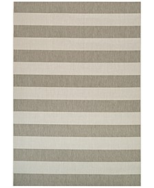 Indoor/Outdoor Afuera Yacht Club Area Rugs