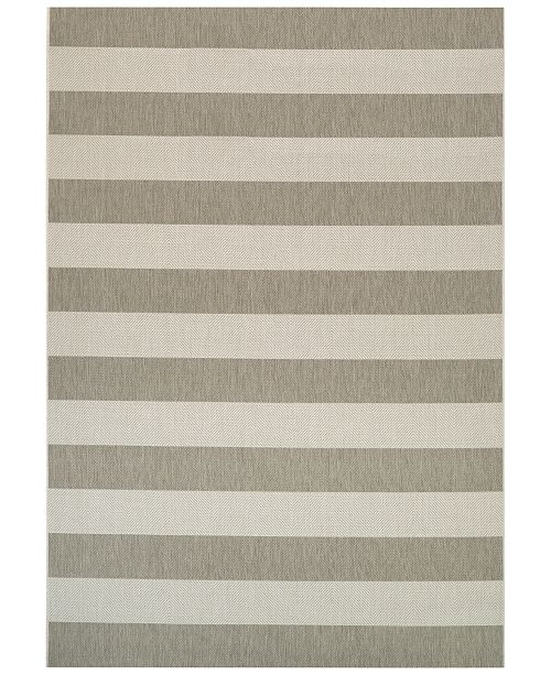 "Couristan Indoor/Outdoor AfueraYacht Club 2' x 3'7""Area Rug"