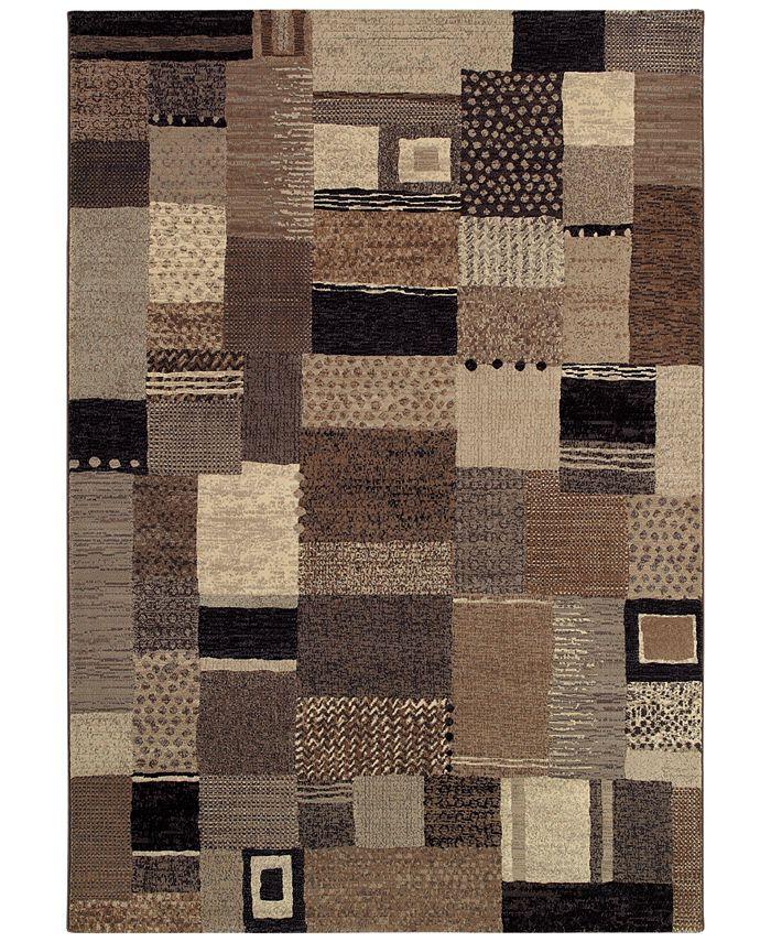 Couristan - Area Rugs, Taylor Maribel Ivory-Grey