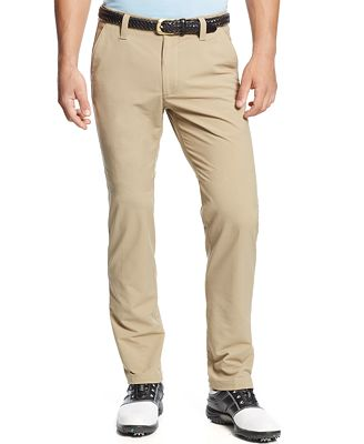 Under Armour Men's Match Play Straight Leg Golf Pants