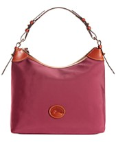 a08e070b57 Dooney   Bourke Large Nylon Erica Hobo