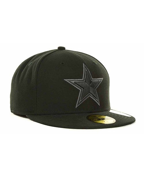 New Era Dallas Cowboys Basic 59FIFTY Fitted Cap - Sports Fan Shop By ... 5fd5362d1
