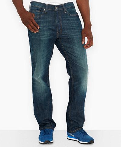 Levi's Men's Jeans 541 Athletic Fit Jeans blue Canyon Dirt cheap