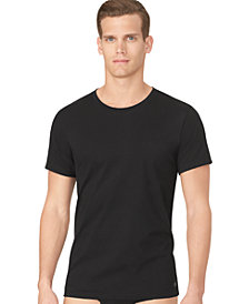 Calvin Klein Men's Cotton Classics Crew-Neck Classic Fit 3-pack u4001