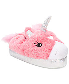 Stride Rite Light-Up Unicorn Slippers, Toddler Girls & Little Girls