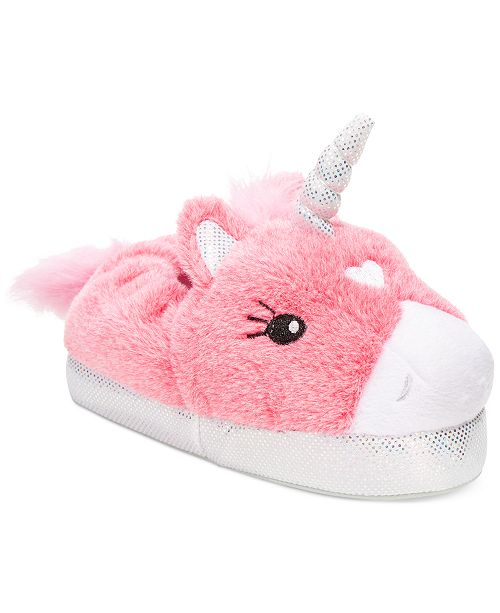 c0a7c9c0c72 Stride Rite Light-Up Unicorn Slippers