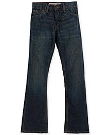 Levi's® 527™ Bootcut Jeans, Big Boys Husky