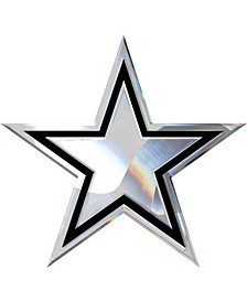 Dallas Cowboys Metal Auto Emblem