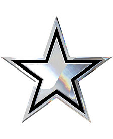 Stockdale Dallas Cowboys Metal Auto Emblem