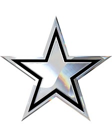 Stockdale Dallas Cowboys Metal Auto Emblem