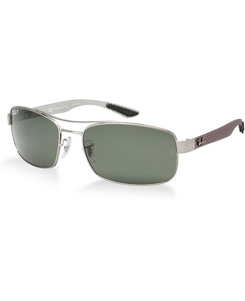 Ray-Ban Polarized Sunglasses, RB8316