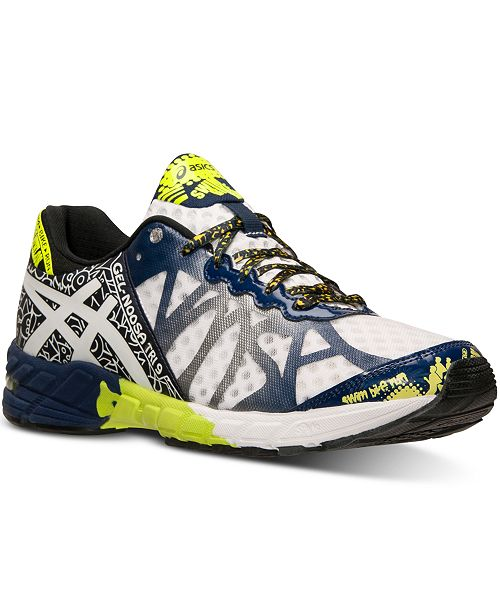 newest ee83b a15c5 Asics Men s GEL-Noosa Tri 9 Running Sneakers from Finish ...