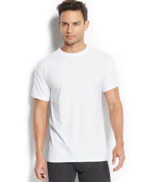 men's x-temp performance crew-neck Undershirt 4-pack