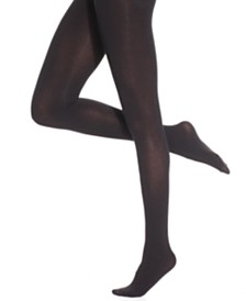 HUE® Thermo-Luxe Control Top Tights