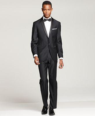 Ryan Seacrest Distinction Tuxedo Separates & Bow Tie
