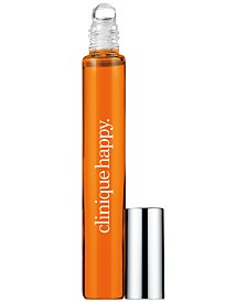 Clinique Happy Perfume Rollerball, 0.34 oz.