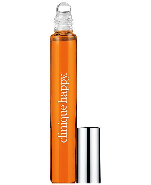 Clinique Happy Perfume Rollerball, 0.34 oz.